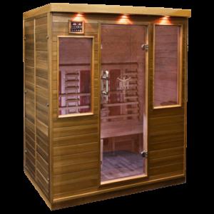 Infrarood sauna Health-wave  Belgie